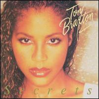 TONI BRAXTON - Secrets CD