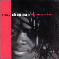 TRACY CHAPMAN - Matters Of The Heart CD