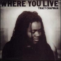 TRACY CHAPMAN - Where You Live CD