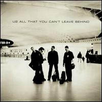 U2 - All That You Can't Leave Behind CD