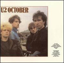 U2 - October CD