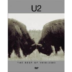 U2 - The Best Of 1990-2000 DVD