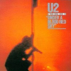 U2 - Under A Blood Red Sky CD