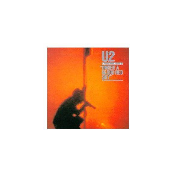 U2 - Under A Blood Red Sky CD