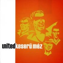 UNITED - Keserű Méz CD