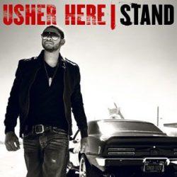 USHER - Here I Stand CD