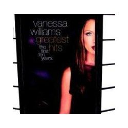 VANESSA WILLIAMS - Greatest Hits CD