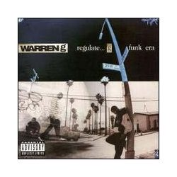 WARREN G - Regulate G Funk Era CD