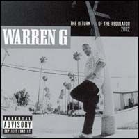 WARREN G - Return Of The Regulator CD