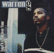 WARREN G - Take A Look Over Your Shoulder CD