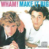 WHAM - Make It Big CD