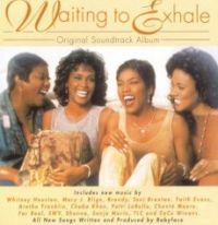 WHITNEY HOUSTON - Waiting To Exhale CD