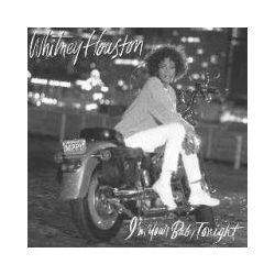 WHITNEY HOUSTON - I'm Your Baby Tonight CD