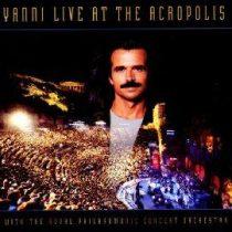 YANNI - Live At The Acropolis CD