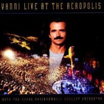 YANNI - Live At The Acropolis CD