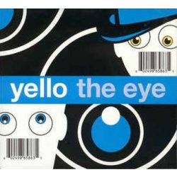 YELLO - The Eye CD