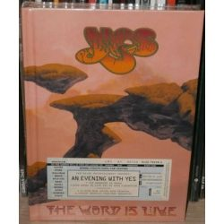 YES - The World Is Live CD