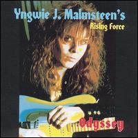 YNGWIE MALMSTEEN - Odyssey CD