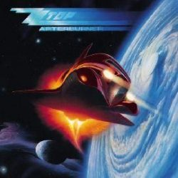 ZZ TOP - Afterburner CD