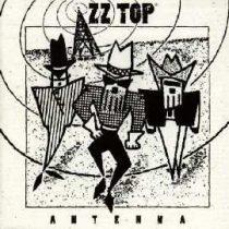 ZZ TOP - Antenna CD