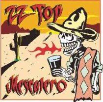 ZZ TOP - Mescalero CD