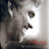 ANDREA BOCELLI - Amore CD
