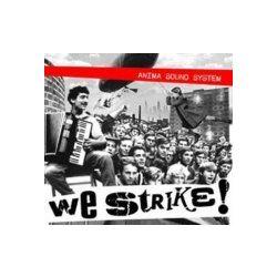 ANIMA SOUND SYSTEM - We Strike CD
