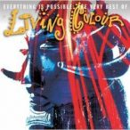 LIVING COLOUR - Everything Is Possible Very Best Of CD