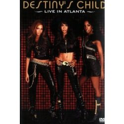 DESTINY'S CHILD - Live In Atlanta DVD