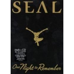 SEAL - One Night To Remember /dvd+cd/ DVD