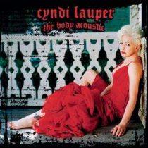 CYNDI LAUPER - The Body Acoustic CD