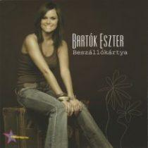 BARTÓK ESZTER - Beszállókártya CD