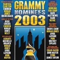 VÁLOGATÁS - Grammy Nominees 2003 CD