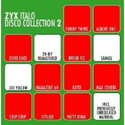 VÁLOGATÁS - I Love ZYX Italo Disco Collection vol.2. / 3CD