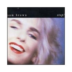 SAM BROWN - Stop CD