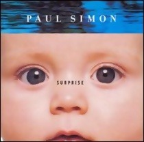 PAUL SIMON - Surprise CD