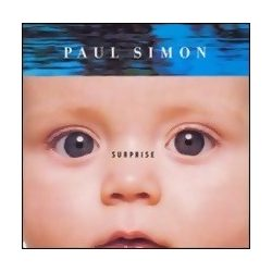 PAUL SIMON - Surprise CD