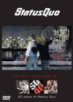 STATUS QUO - The Party Aint Over Yet DVD