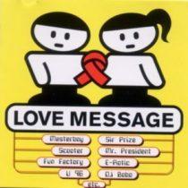VÁLOGATÁS - Love Message CD