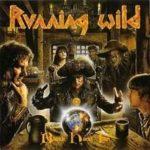 RUNNING WILD - Black Hand Inn / vinyl bakelit / LP
