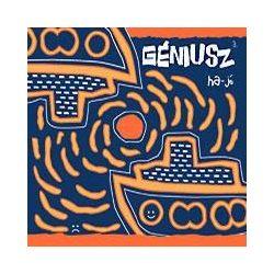 GÉNIUSZ - Ha-Jó CD