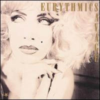 EURYTHMICS - Savage + 5 bonus tracks digipack CD