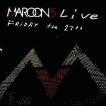 MAROON 5 - Live Friday 13th /cd+dvd/ CD