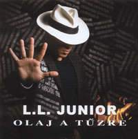 L.L. JUNIOR - Olaj A Tűzre CD