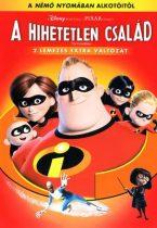 MESEFILM - A Hihetetlen Család DVD