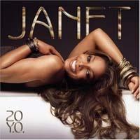 JANET JACKSON - 20 Y.O. CD