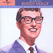 BUDDY HOLLY - Classic The Universal Masters CD