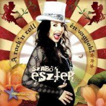 SZABÓ ESZTER - A Rock'n Roll Én Vagyok CD