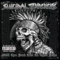 SUICIDAL TENDENCIES - Still Cyro Punk After All These Years  / limitált színes vinyl bakelit / LP