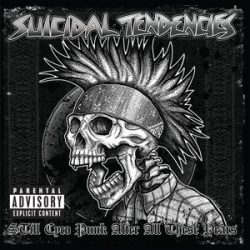 SUICIDAL TENDENCIES - Still Cyro Punk After All These Years  / limitált színes vinyl bakelit / LP